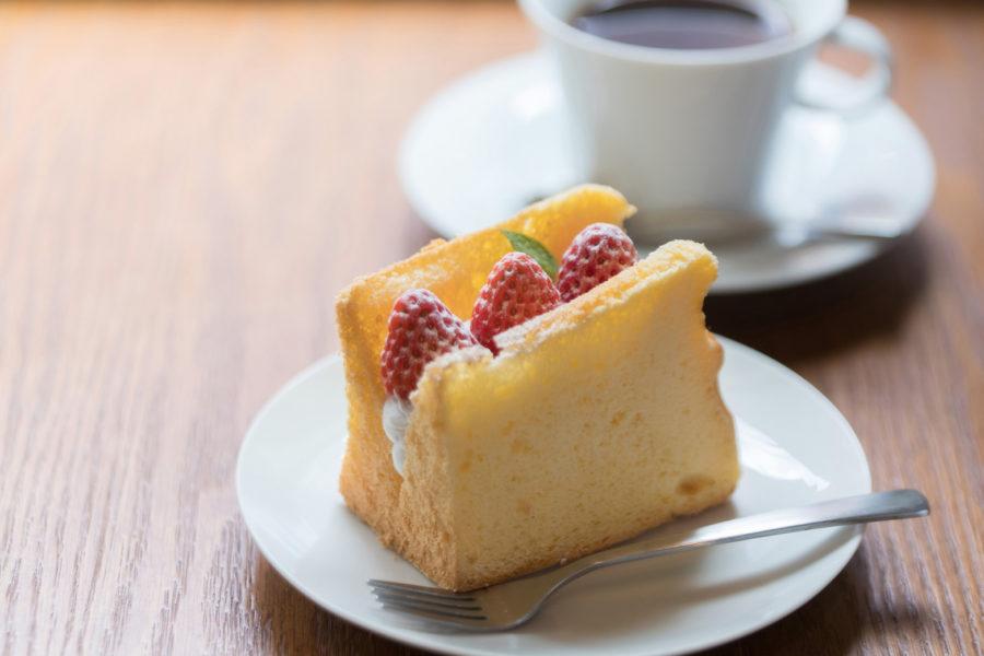 ◆生シフォンケーキ